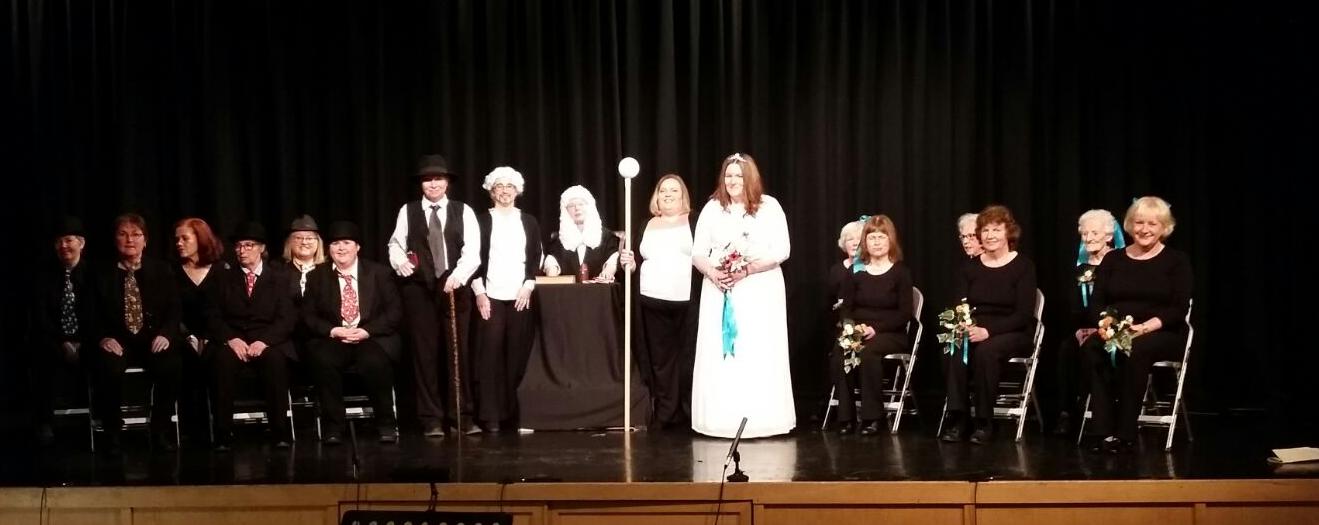 Trial By Jury Performed by Alverton Singers